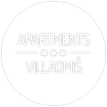 APARTMENTS VILLA OMIŠ